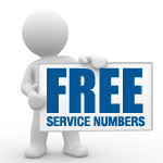 Free service numbers for MyNetFone VoIP Phone service